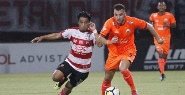Liga 1 2018: Persija Ditahan Imbang PSM