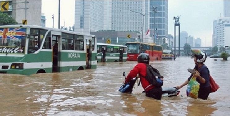 Atasi Banjir Jakarta, Belanda dan Korea Dirangkul