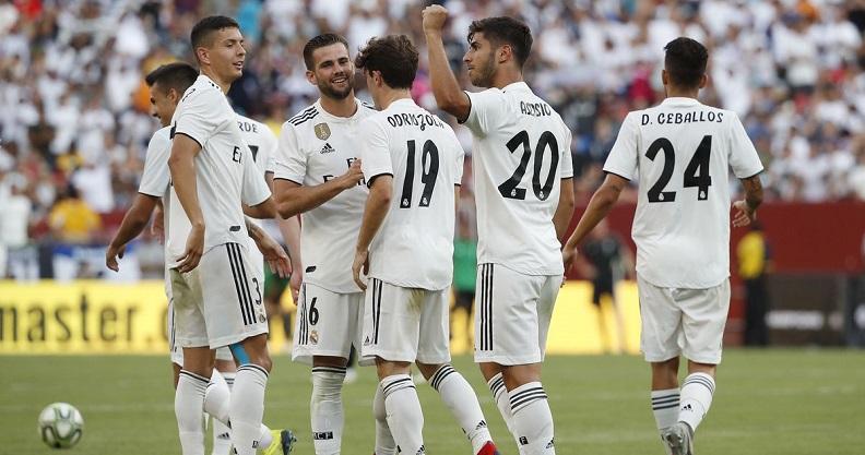 Real Madrid Sikat AS Roma 3 Gol Tanpa Balas