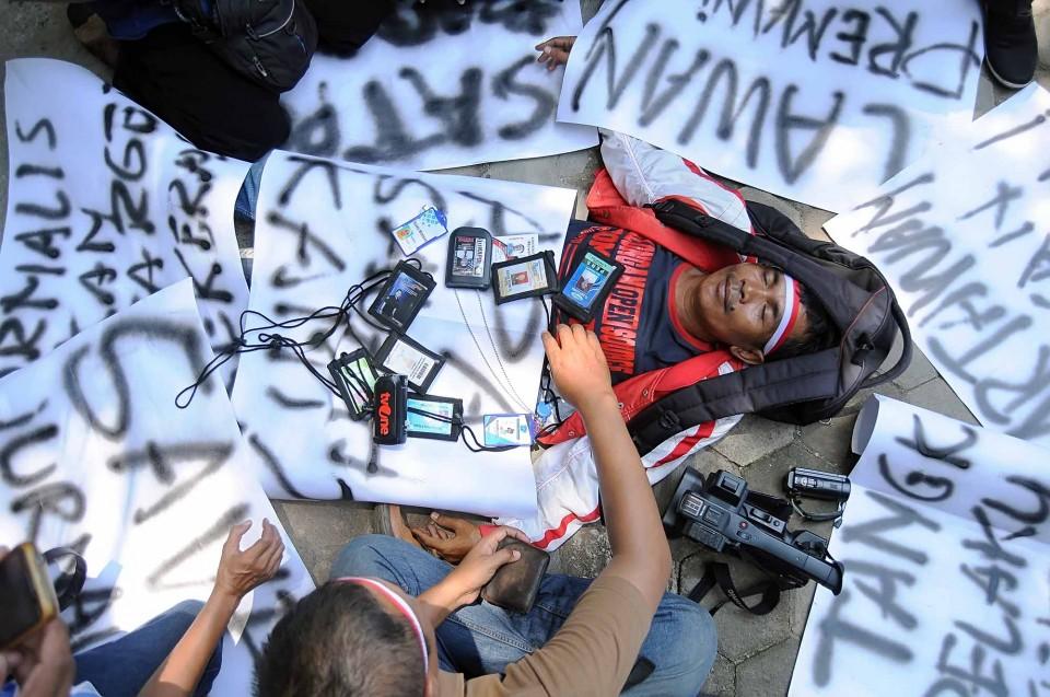 LBH Pers Kecam Kekerasan terhadap Wartawan di Monas