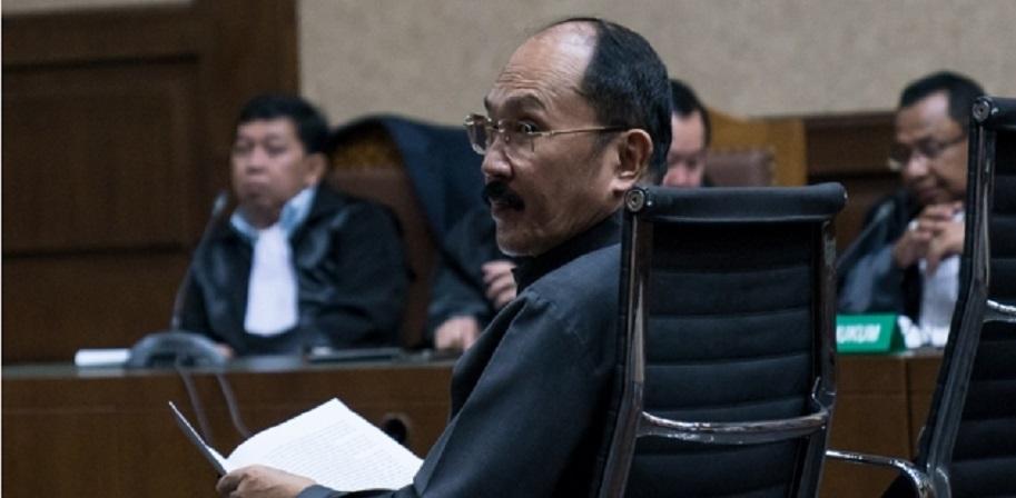 Divonis 12 Tahun, Fredrich Tuding Hakim Berpihak