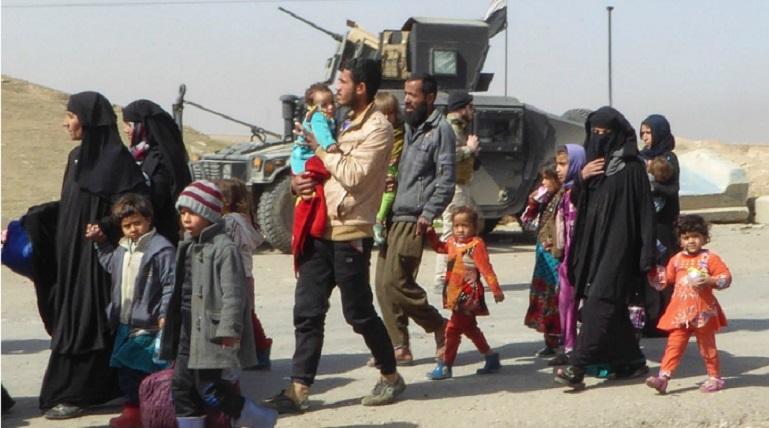 PBB: 68 Juta Orang di Seluruh Dunia Mengungsi