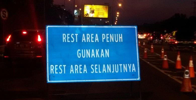 YLKI: Audit Rest Area Jalan Tol
