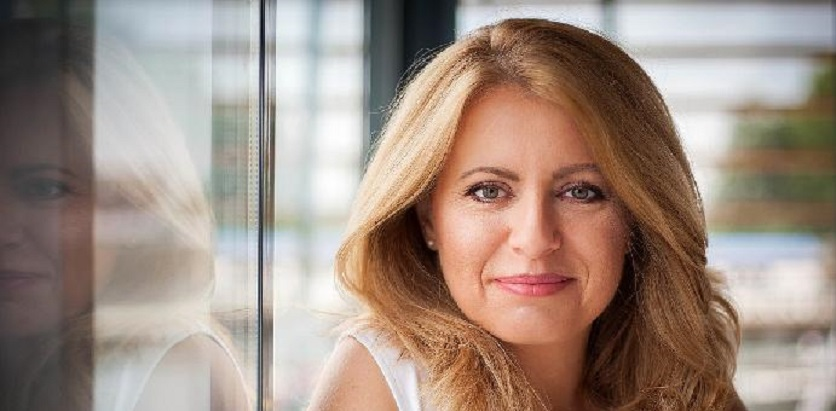 Zuzana Caputova Jadi Presiden Perempuan Pertama Slovakia