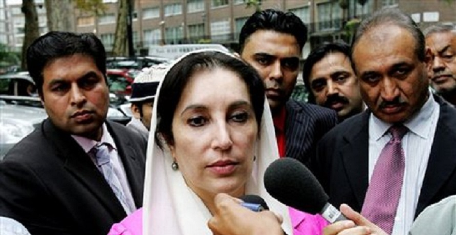 10 Tahun Misteri Pembunuhan Benazir Bhutto Belum Terungkap