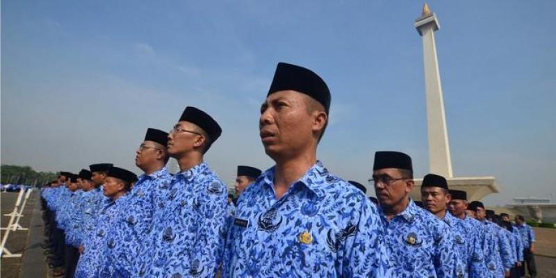 Oktober 2018, Gaji Pegawai Tak Tetap di DKI Naik