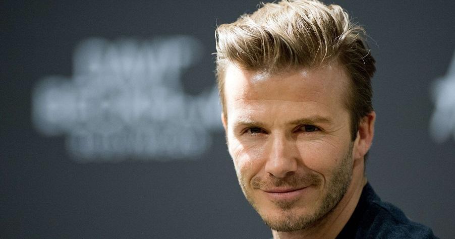 Gempa Palu, David Beckham Prihatin