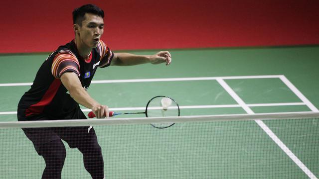 Japan Open 2019: Jonatan Christie Lolos Semifinal