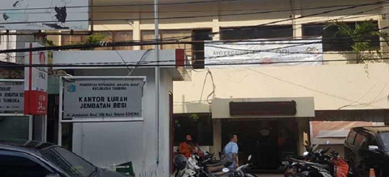 Ada Kantor Kelurahan di Jakarta Mirip Kandang Burung
