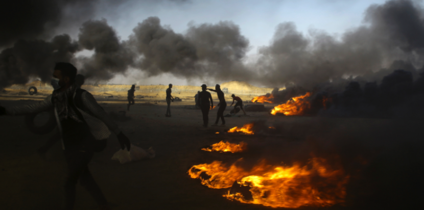 Serangan Udara Israel, 2 Remaja Palestina Tewas
