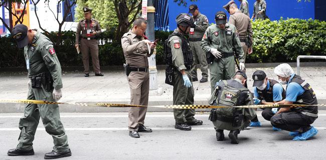 7 Ledakan Guncang Bangkok, Keamanan Diperketat