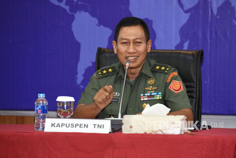 Kapuspen: Hoax, Berita Panglima TNI Lindungi Ahok