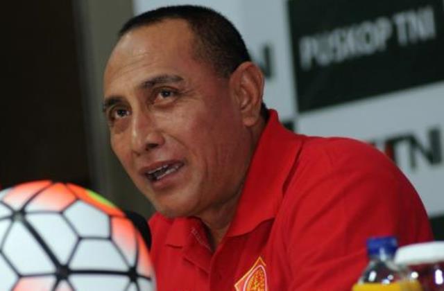 Ketum PSSI: Piala Presiden Jadi Ajang Seleksi Wasit