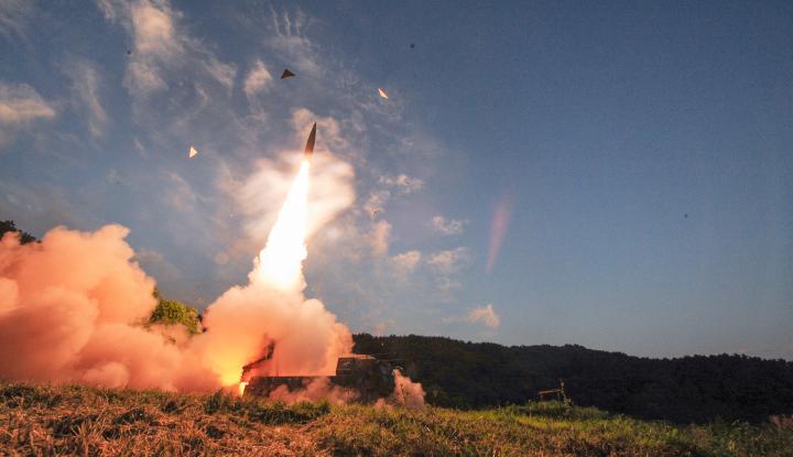 Jumat Pagi, Korut Kembali Lepas Rudal ke arah Jepang