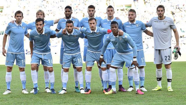 Lazio Kalah dengan Kepala Tegak