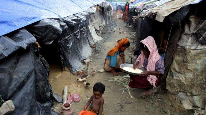 Menlu Bangladesh: Myanmar Bunuh 3.000 Muslim Rohingya