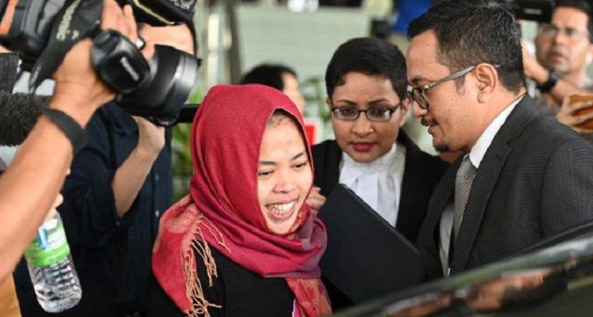 Kim Jong Nam Tewas, Siti Aisyah Bebas