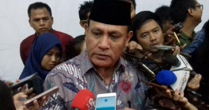 Deputi Penindakan KPK Irjen Firli Jabat Kapolda Sumsel