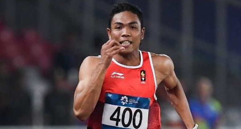 Malaysia Open, Pelari Zohri Sabet Medali Emas