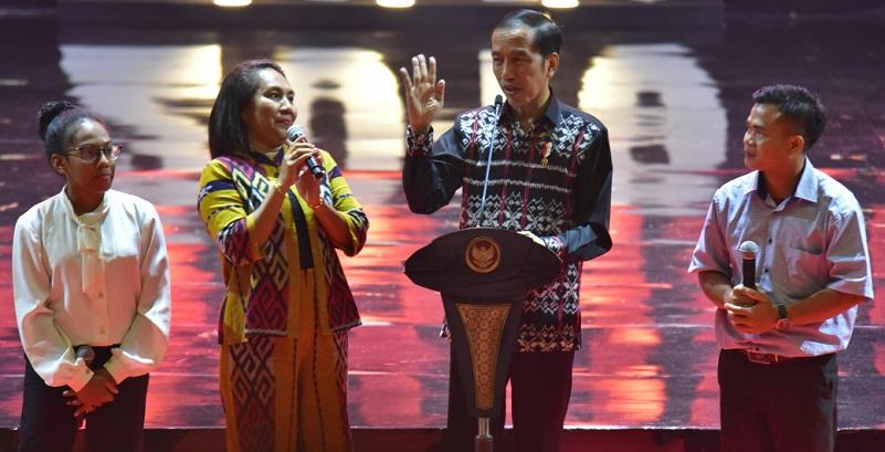 Jokowi Ngaku