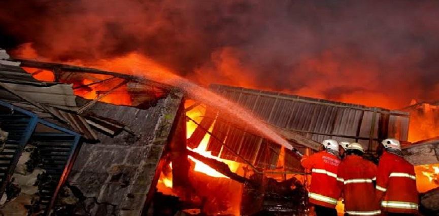 Sepanjang 2019, 568 Kebakaran Menguncang Jaktim