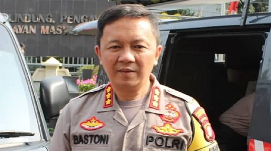 Kapolres Jaksel  Kombes Bastoni Purnama: Pasal Berlapis Jerat Tersangka
