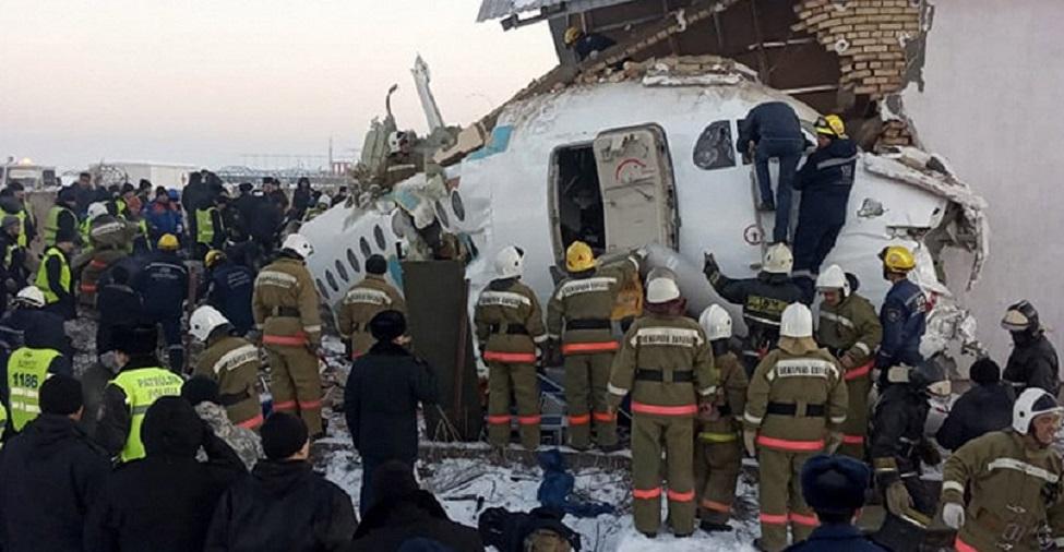 Bek Air Jatuh di Kazakhstan, 7 Penumpang Tewas