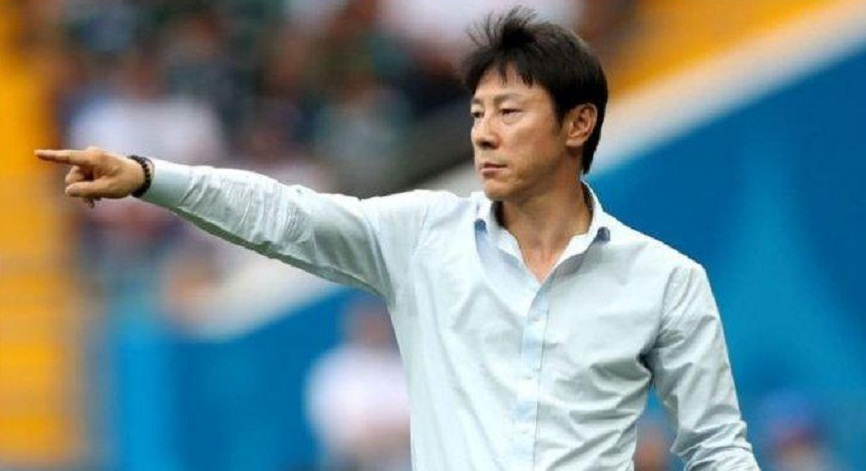 Pelatih Tae Yong Larang Pemain Timnas Main Medsos