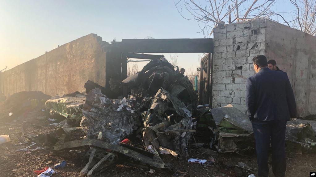 Ukraine Airlines Jatuh di Iran, 180 Penumpang Tewas
