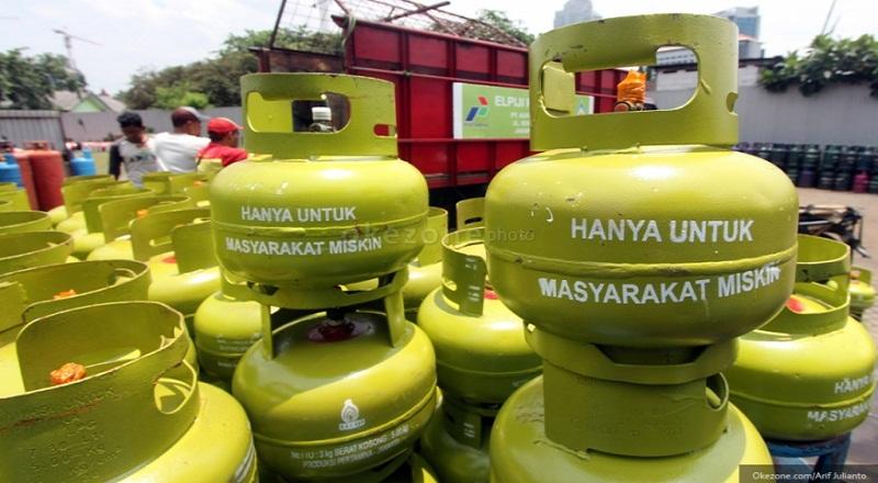 Jokowi: Kenaikan Gas Elpiji 3 Kg, Belum Keputusan Final
