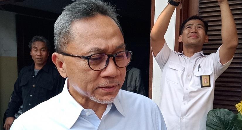 Kasus Alih Fungsi Hutan, KPK Panggil Lagi Zulkifli Hasan
