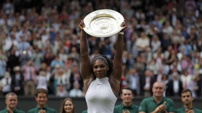 3 Tahun Puasa Gelar, Serena Williams Akhirnya Juara
