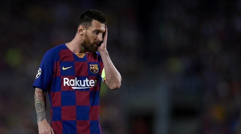 Keok Lawan Atletico Madrid, Lionel Messi Sangat Terpukul
