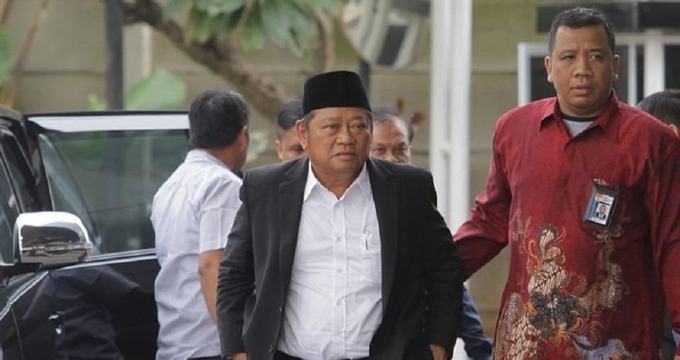 Kasus Suap, Bupati Sidoarjo Saiful Ilah Ditahan
