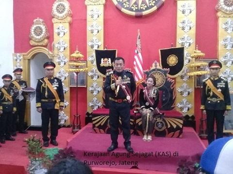 Kerajaan Agung Sejagat Berdiri di Purworejo, Warga Resah