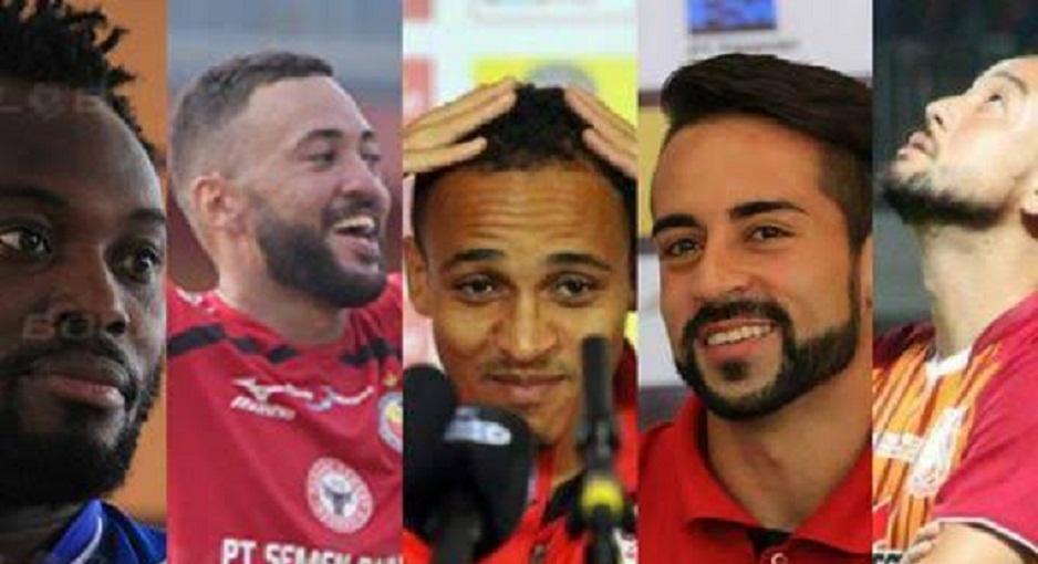 Liga 1, Bursa Transfer Pemain Asing Mulai Bergeliat