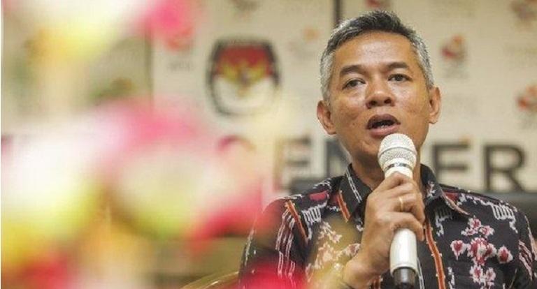 Presiden Jokowi Pecat KPU Wahyu Setiawan Tidak dengan Hormat
