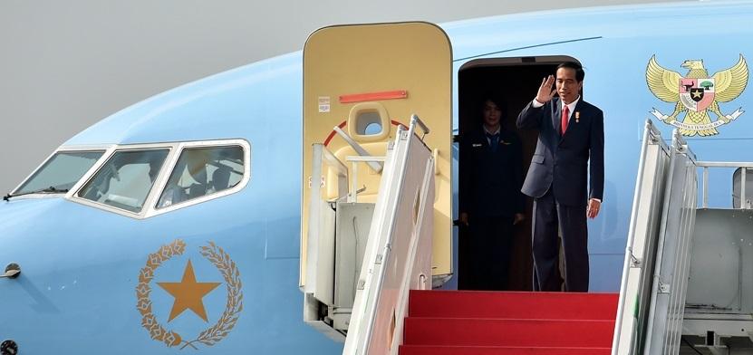 Jokowi Tawarkan Investasi Di UEA