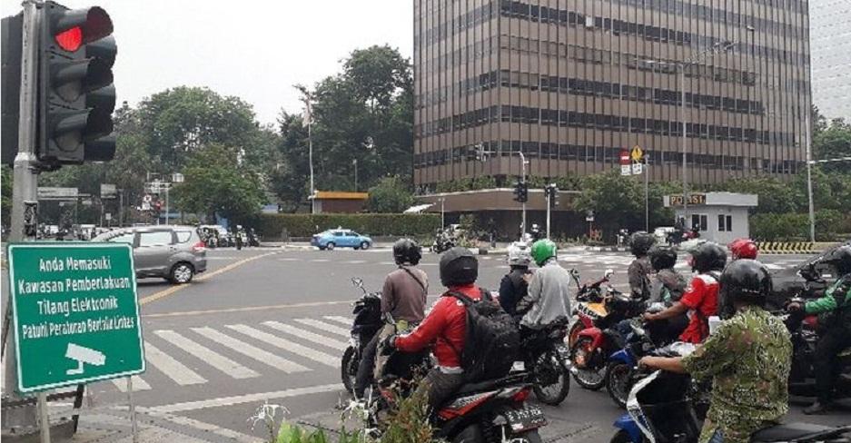 1 Februari 2020, Tilang Elektronik untuk Motor di Jakarta Diterapkan
