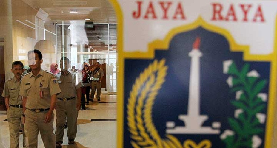 Dimutasi, 2.650 Pejabat DKI Jakarta Eselon III & IV
