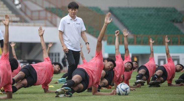 Shin Tae-yong Pilih 28 Pemain Timnas U19 Indonesia