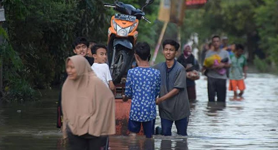 Warga Jakarta Korban Banjir Rencana Gugat Anies Baswedan