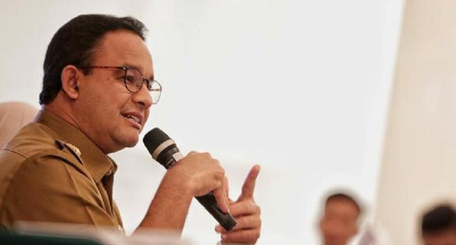 Anies Baswedan Mempolitisasi Banjir & Sibuk Pencitraan 2024