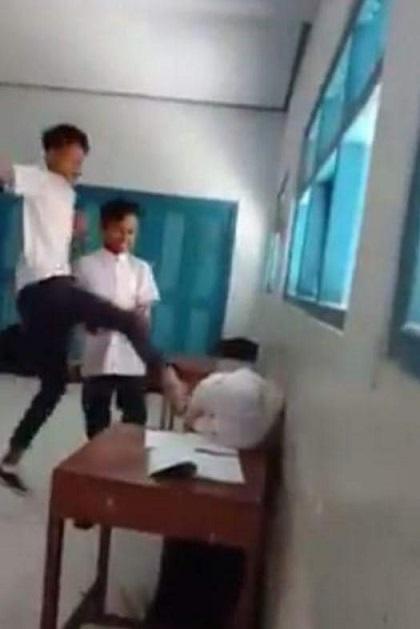Kekerasan Pelajar Purworejo, Korban Dianiya 3 Senior