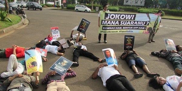 Kasus Paniai Pelanggaran HAM Berat, Ujian Aktual bagi Jokowi