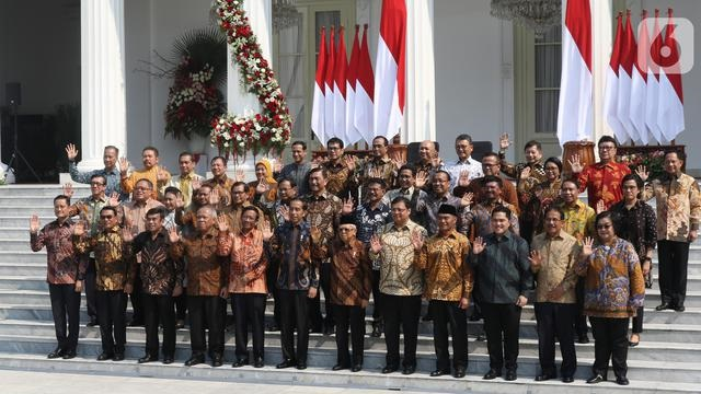 KSP Bocorkan Reshuffle Sejumlah Menteri