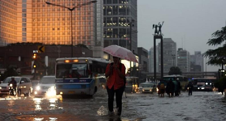 Akhir Pekan, Hujan Lebat Diprediksi Landa Jabodetabek
