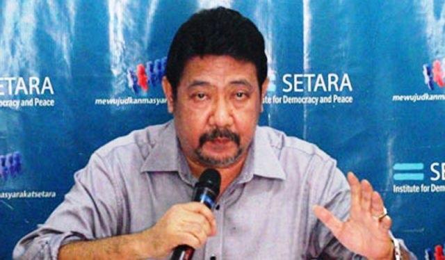 SETARA Ingatkan Jokowi Soal HAM dan Intoleransi