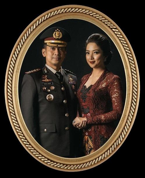 Kombes Irwan Nikahi Andi Tenri, Putri Indonesia