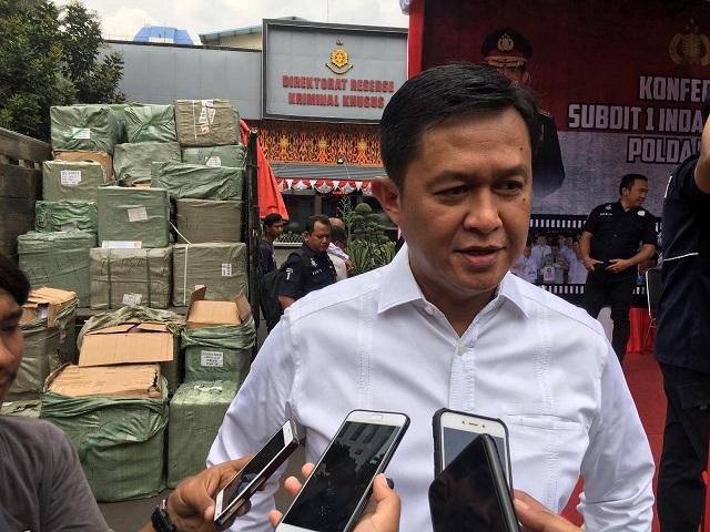 Dirreskrimsus PMJ Kombes Iwan Kurniawan : Terbukti Saya Tindak Tegas